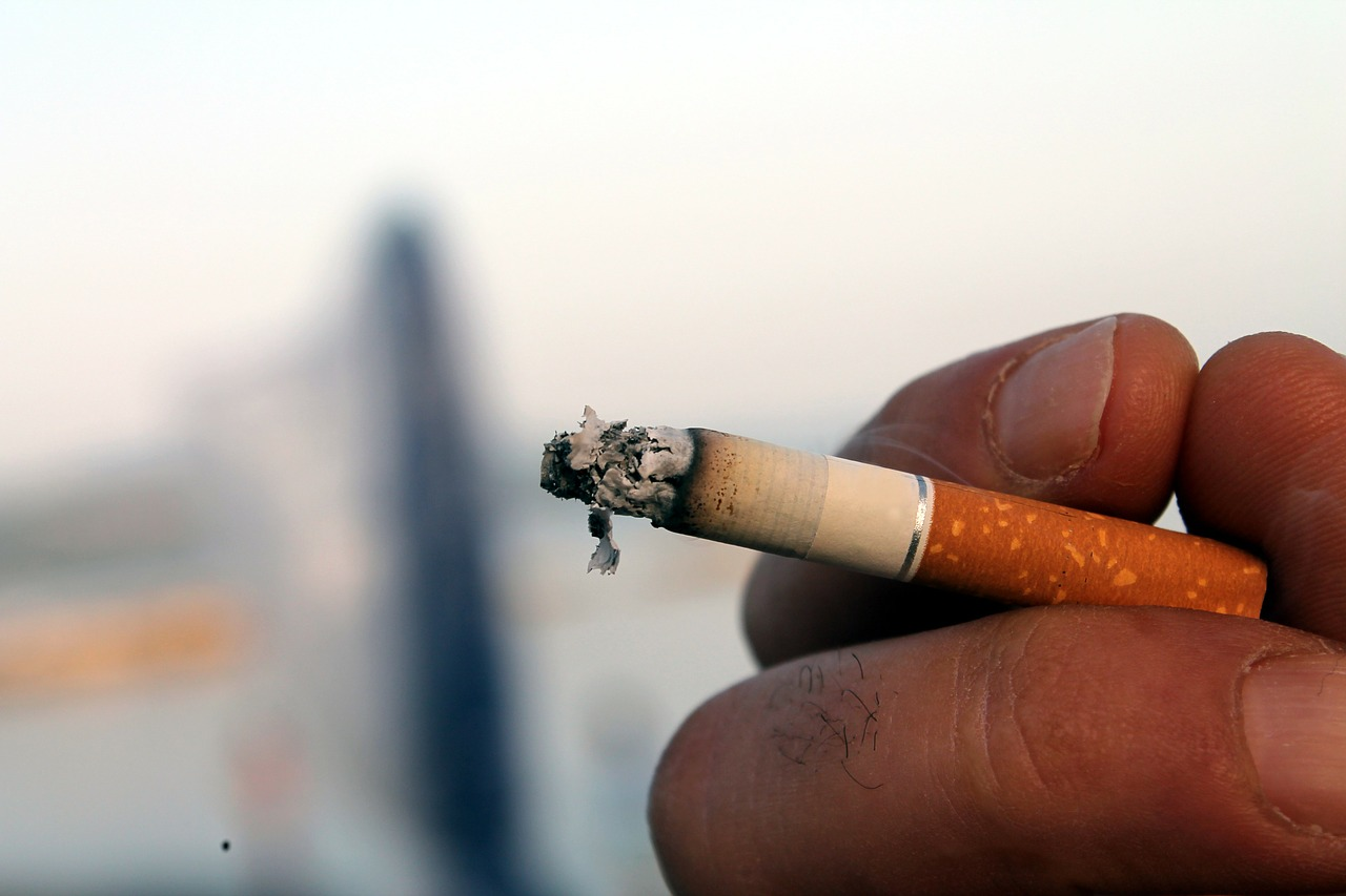 禁煙アプリ禁煙マネージャーで本当に禁煙できました。
