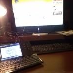 ワードプレスブログを書くのにネットカフェだと集中できない・・・