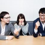 職場を離れて、別の集団のコミュニケーションに入ると癒されます。