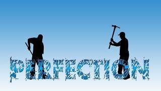 仕事は最初から完璧は目指さなくても良いよ。という話