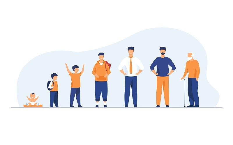 若い 新人 職場 社会