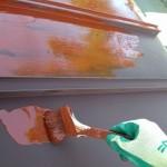 【カンタンDIY】 家のトタン屋根をさび止めペンキで塗ろう!①