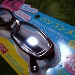 X205TAのブルーライト対策メガネは100円ショップで十分ですね