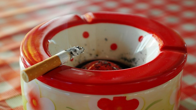 禁煙 喫煙