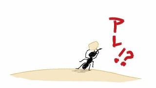 働きアリの法則と働かないアリを生む集団の現象