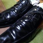 革靴のしわの取り方、伸ばし方の方法をまとめるよ