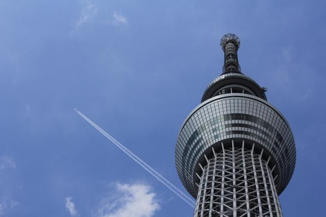 東京観光 スカイツリー はとバス