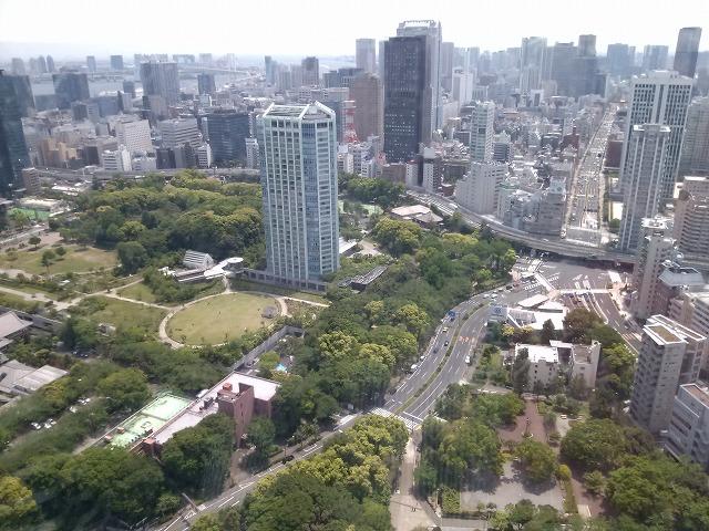 東京タワー 展望