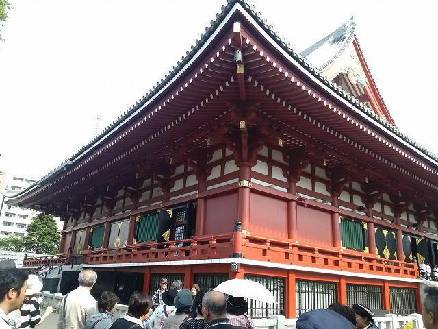浅草 東京観光