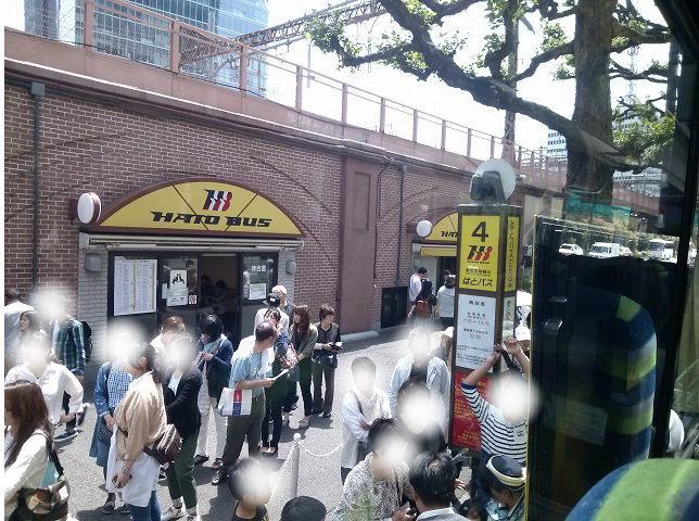 はとバス 東京観光