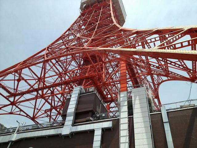 東京タワー 東京観光