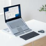 ノートPCで仕事やブログを書いている人の肩こり対策