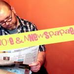 ジャーナリスト系ブロガーは新聞スクラップの保管にnoteをオススメ