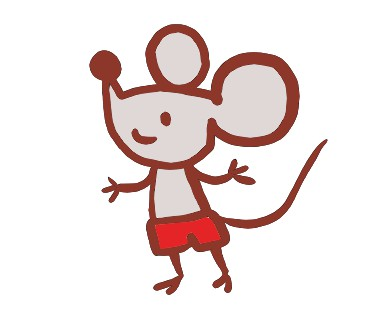 ネズミ 冷蔵庫下