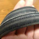 ポータースモーキーバッグの持ち手の色あせをDIY修理したよ