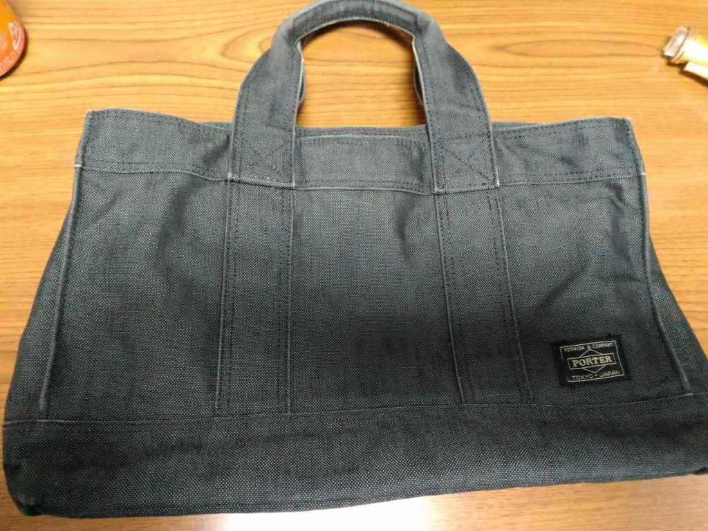 porter スモーキー バッグ