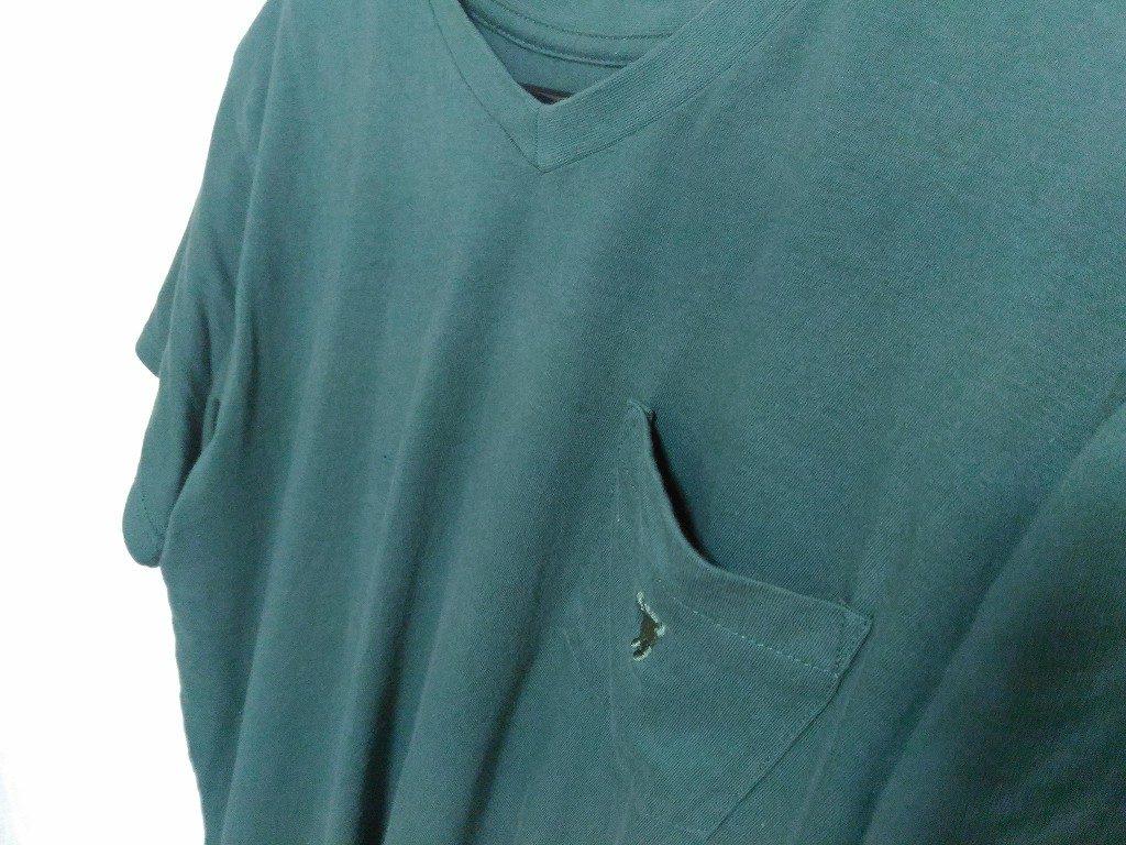 Tシャツ 染める前