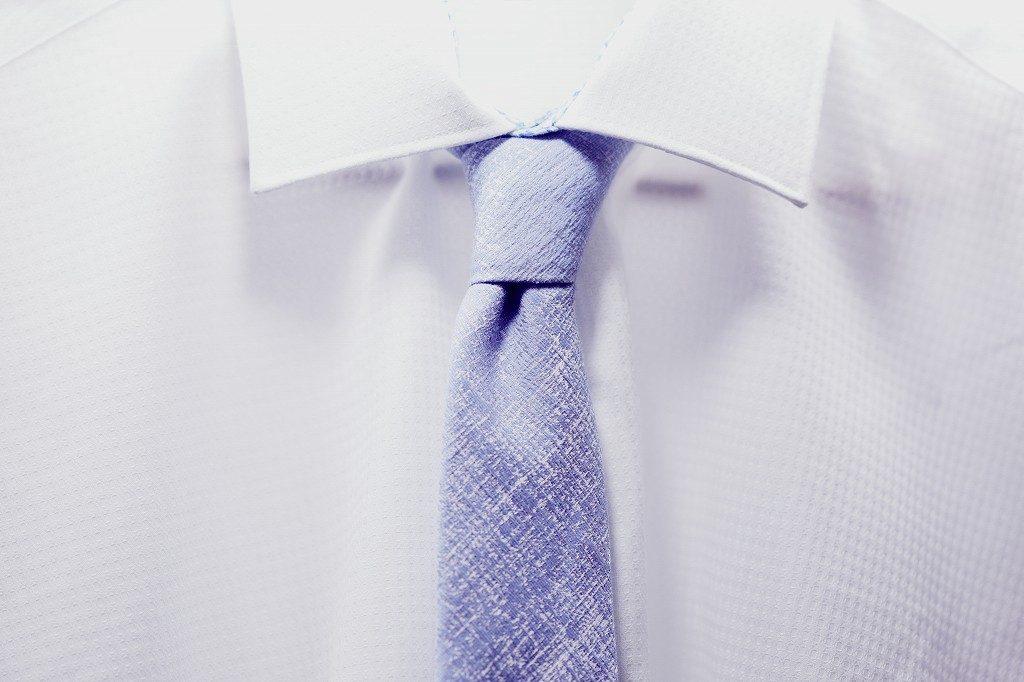 スーツ ネクタイ ワイシャツ 選び方