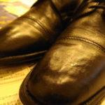 自分で革靴のへこみ(凹み)をDIY修理・補修する方法をまとめるよ